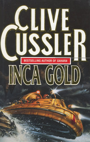 Image for Inca Gold #12 Dirk Pitt [used book]