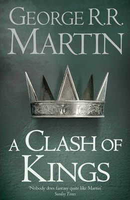 Image for A Clash of Kings #2 Song of Ice and Fire [used book]