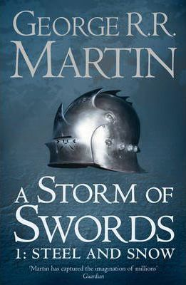 Image for A Storm of Swords : Part 1 Steel and Snow #3 A Song of Ice and Fire [used book]