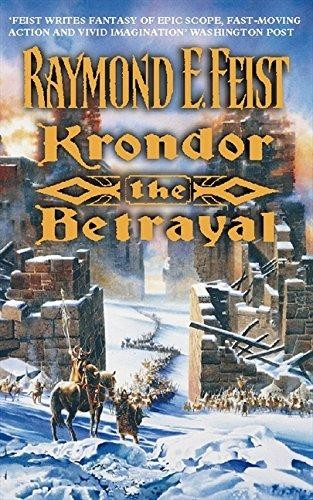 Image for The Betrayal : Krondor #1 Riftwar : Legacy [used book]