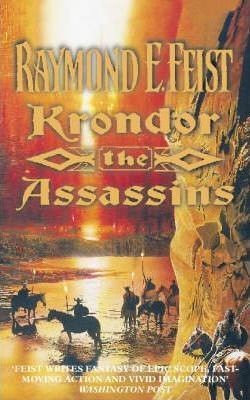 Image for The Assassins : Krondor #2 Riftwar : Legacy [used book]