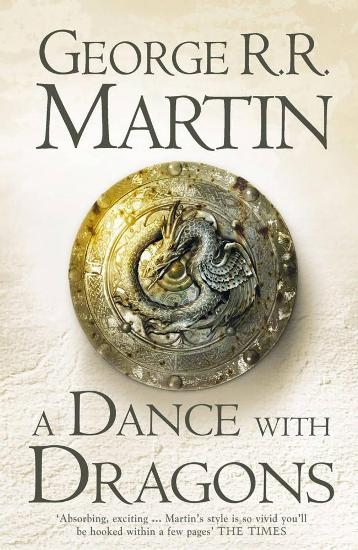 Image for A Dance with Dragons #5 A Song of Ice and Fire [used book]