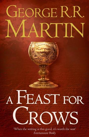 Image for A Feast for Crows #4 A Song of Ice and Fire [used book]