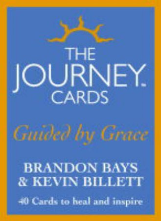 Image for The Journey Cards : Guided by Grace [used] [hard to get]