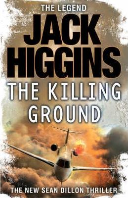 Image for The Killing Ground #14 Sean Dillon [used book]