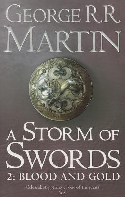 Image for A Storm of Swords : Part 2 Blood and Gold #3 A Song of Ice and Fire [used book]