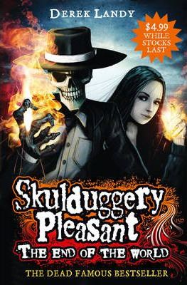 Image for The End of the World #6.5 Skulduggery Pleasant [used book]
