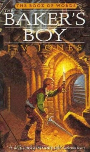 Image for The Baker's Boy #1 Book of Words [used book]