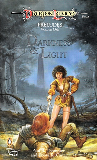 Image for Darkness and Light #1 Dragonlance Preludes [used book]