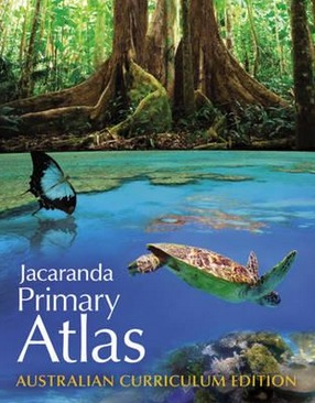 Image for Jacaranda Primary Atlas Australian Curriculum Edition [Fourth Edition]