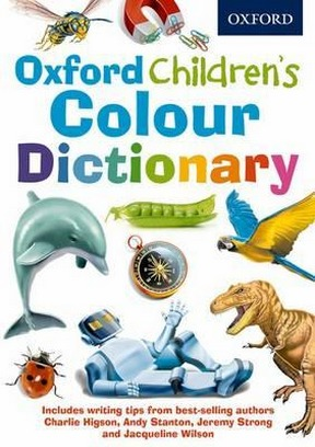 Image for Oxford Children's Colour Dictionary: Updated new edition giving extra homework and spelling help