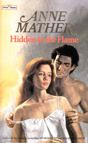 Image for Hidden in the Flame [used book]