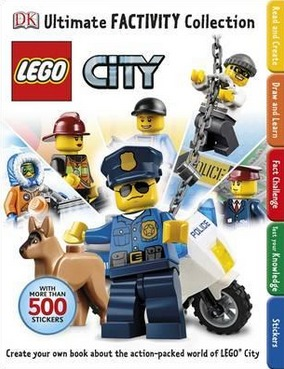 Image for Lego City Ultimate Factivity Collection
