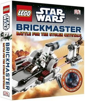Image for Lego Star Wars Brickmaster Battle for the Stolen Crystals