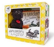 Image for Hairy Maclary From Donaldson's Dairy book and plush toy boxed set