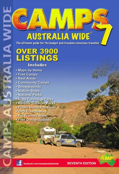 Image for Camps Australia Wide 7 [paperback edition]