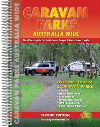 Image for Caravan Parks Australia Wide 2E [spiral bound edition]