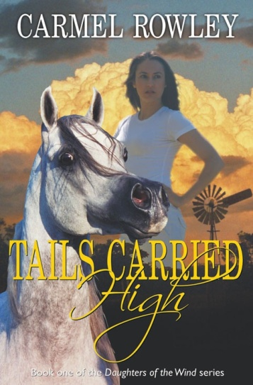 Image for Tails Carried High #1 Daughters of the Wind