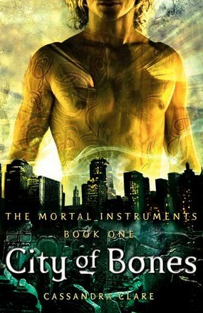 Image for City of Bones #1 Mortal Instruments [used book]