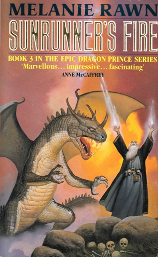 Image for Sunrunner's Fire #3 Dragon Prince [used book]