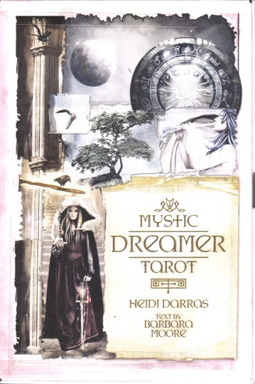 Image for Mystic Dreamer Tarot: 78 Card Deck and Book