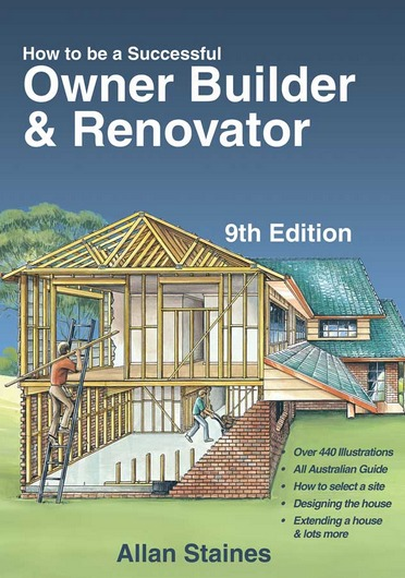 Image for How to be a Successful Owner Builder and Renovator 9th Edition