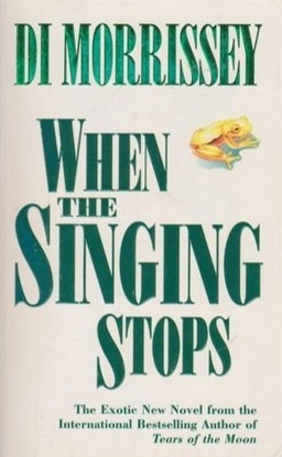 Image for When the Singing Stops [used book]