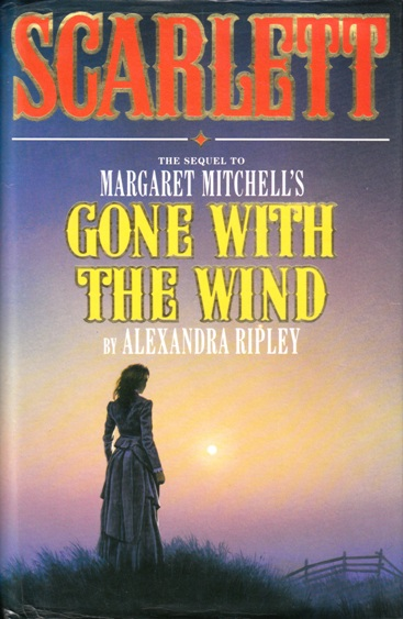 Image for Scarlett: The Sequel to Margaret Mitchell's Gone with the Wind [used book]
