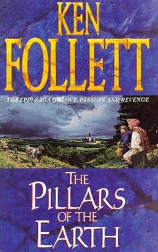 Image for The Pillars of the Earth #1 Pillars of the Earth [used book]