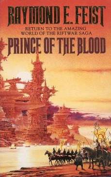 Image for Prince of the Blood #1 Riftwar Cycle : Krondor's Sons [used book]