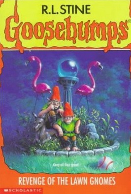 Image for Revenge of the Lawn Gnomes #34 Goosebumps [used book]