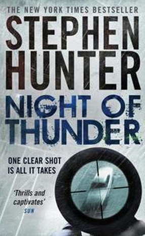 Image for Night of Thunder #5 Bob Lee Swagger [used book]