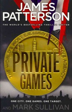 Image for Private Games #3 Private [used book]