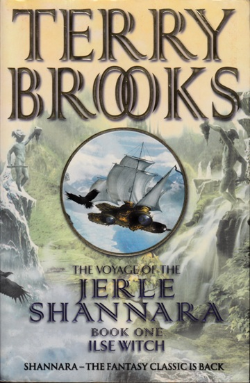 Image for Ilse Witch #1 Voyage of the Jerle Shannara [used book]