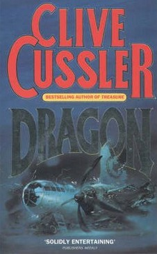 Image for Dragon #10 Dirk Pitt [used book]