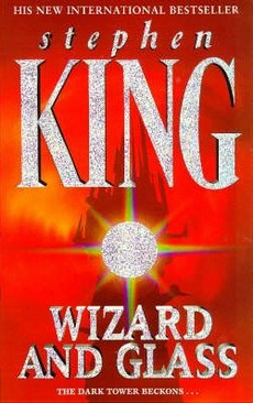 Image for Wizard and Glass #4 The Dark Tower [used book]