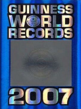 Image for Guinness World Records 2007 [used book]
