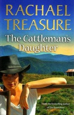 Image for The Cattleman's Daughter @ Through the Fire [used book]