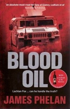 Image for Blood Oil #3 Lachlan Fox [used book]