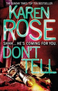 Image for Don't Tell [used book]