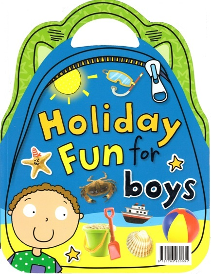 Image for Holiday fun for Boys: Activity Book