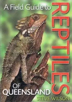 Image for A Field Guide to Reptiles of Queensland