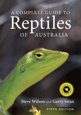 Image for A Complete Guide to Reptiles of Australia Fifth Edition