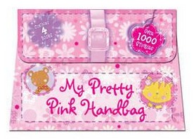 Image for My Pretty Pink Handbag: Over 1000 Stickers and contains 4 Books