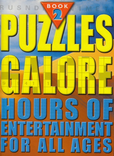 Image for Puzzles Galore : Hours of Entertainment for All Ages Book 2