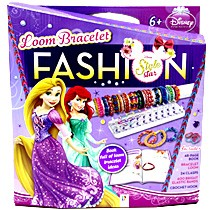 Image for Loom Bracelets Fashion: Disney Style Star Kit