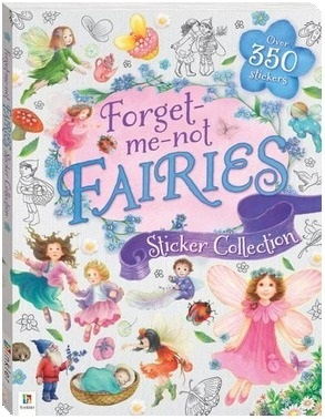 Image for Forget-Me-Not Fairies Sticker Collection: Over 350 Stickers