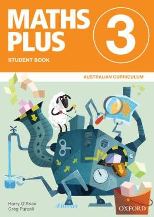 Image for Maths Plus Student Book 3 Value Pack: Australian Curriculum Edition (includes Student Book 3 + Assessment Book 3)