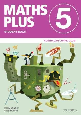 Image for Maths Plus Student Book 5 Value Pack: Australian Curriculum Edition (includes Student Book 5 + Assessment Book 5)