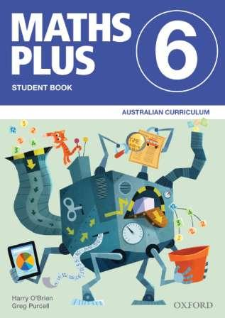 Image for Maths Plus Student Book 6 Value Pack: Australian Curriculum Edition (includes Student Book 6 + Assessment Book 6)